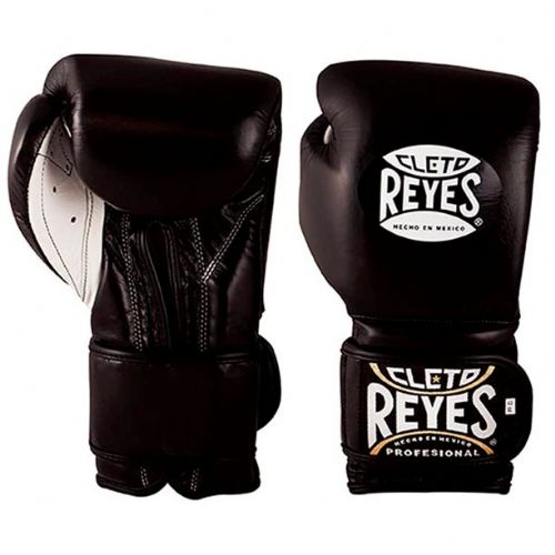 Cleto Reyes Wrap Around Sparring Gloves - Black